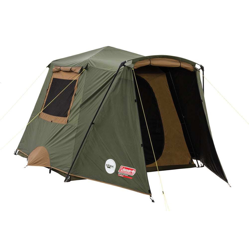 Coleman Instant Up Silver Series Darkroom 4 Person Tent
