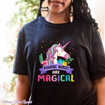Load image into Gallery viewer, Pediatric Nurses Are Magical - MelaninBabesApparel