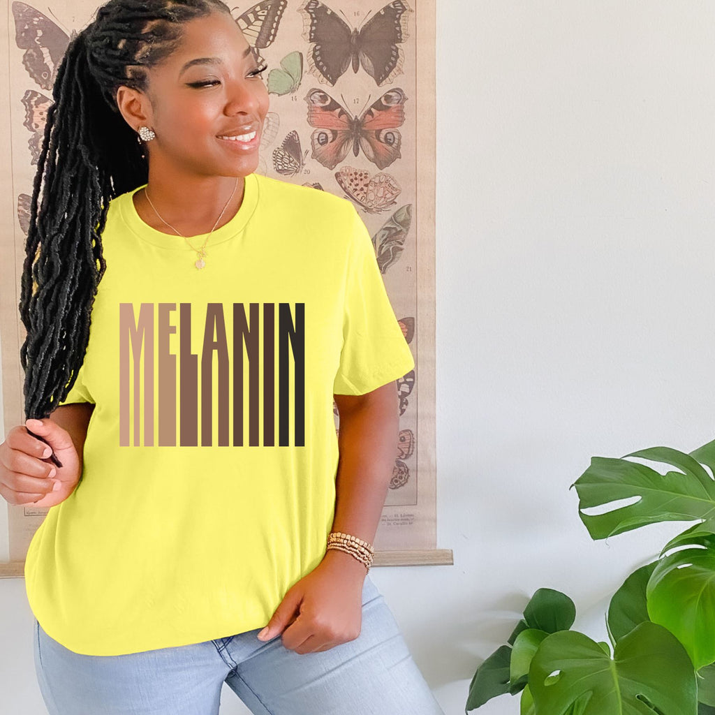 Melanin Dripping Shirt - MelaninBabesApparel