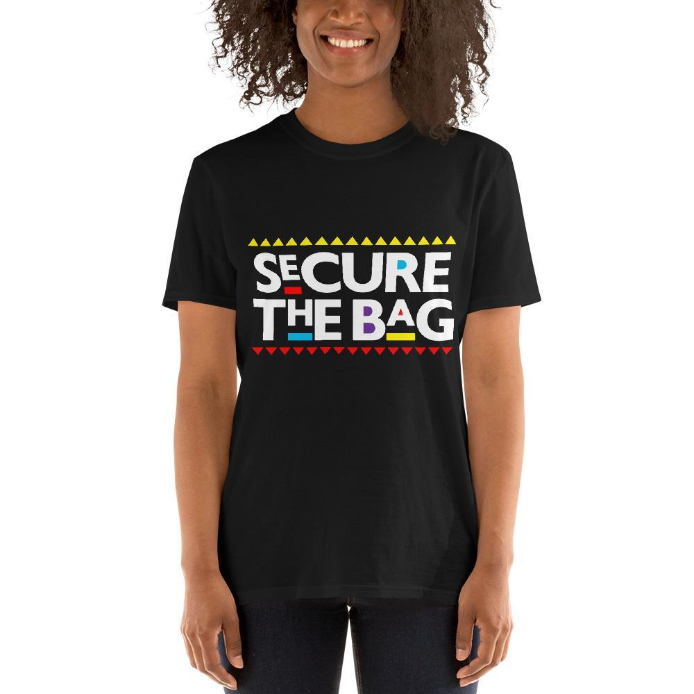 Secure the Bag Entrepreneur T-Shirt - MelaninBabesApparel