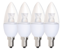 Simply Conserve B11 Clear Candelabra 5W Dimmable (4 pack)