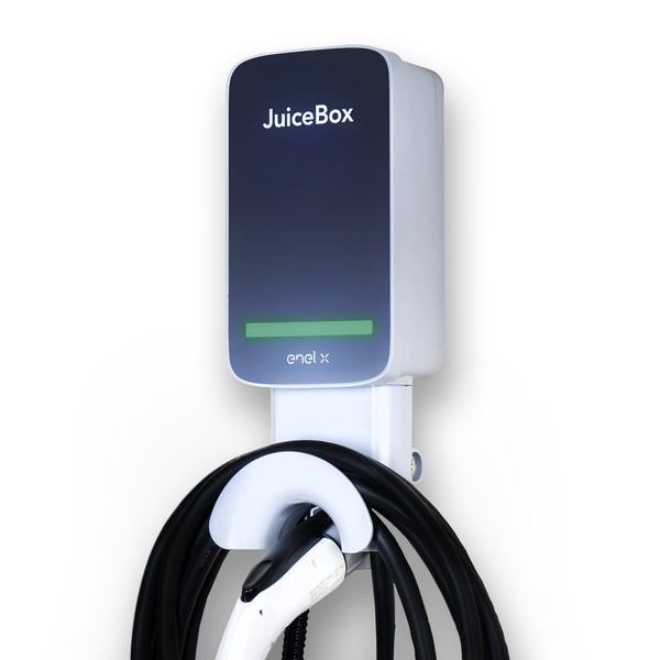 JuiceBox 32 Electric Vehicle Charging Station (Plug-in)