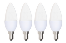 Simply Conserve B11 Frosted Candelabra 5W Dimmable (4 pack)