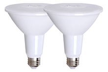Simply Conserve PAR38 15W Dimmable Soft White Indoor (2 pack)