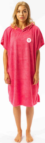 Paddle Poncho - Pink