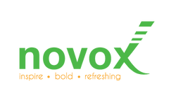 Novox Inc. Pte Ltd Singapore Registered Trademark Logo