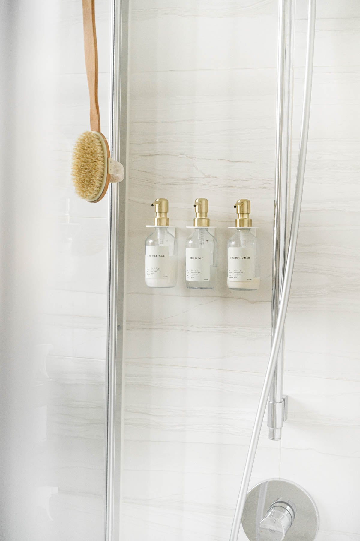 """CARE""-Trio in der Dusche - GOLD COLLECTION"
