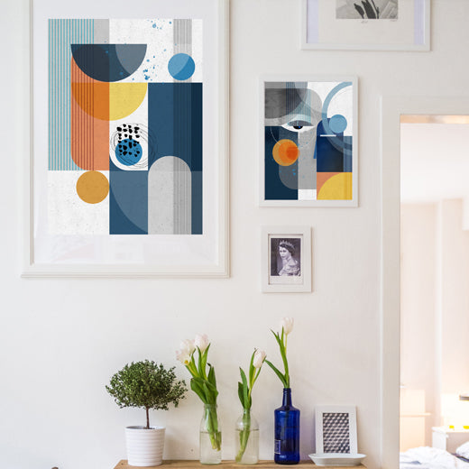 How To Put Together A Gallery Wall