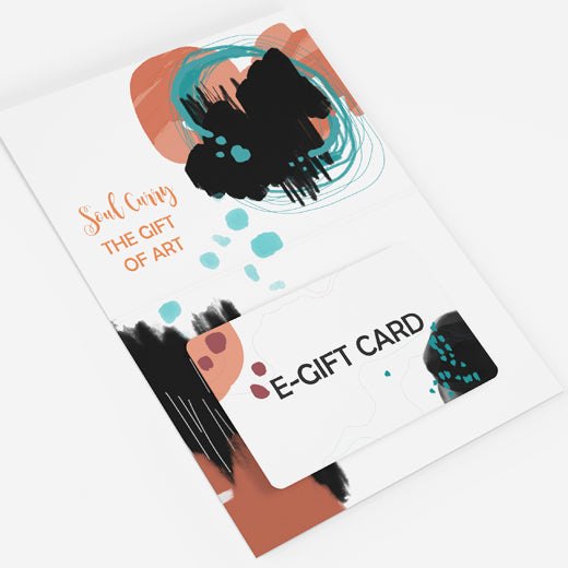 E-Gift Cards - soulcurryart