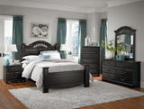 4 Piece King size bedroom set