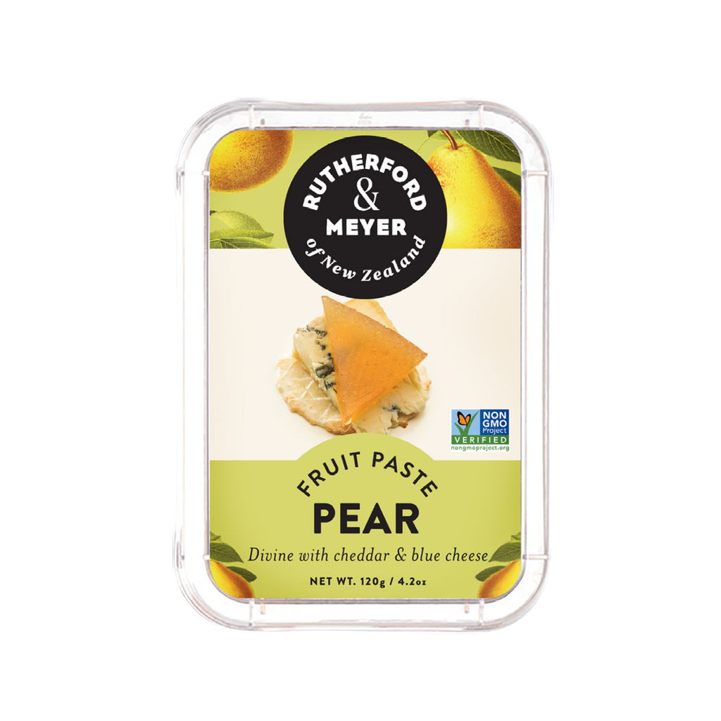 Pear Fruit Paste