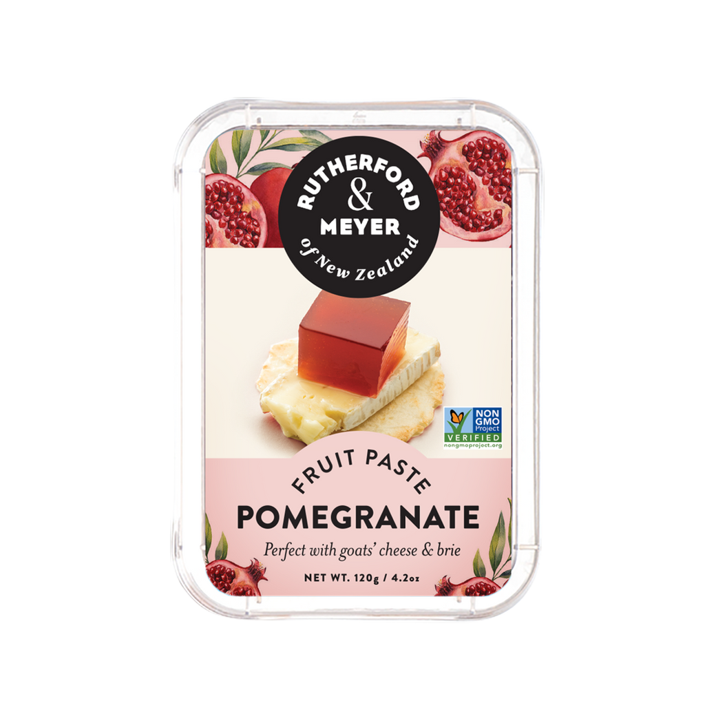 Pomegranate Fruit Paste