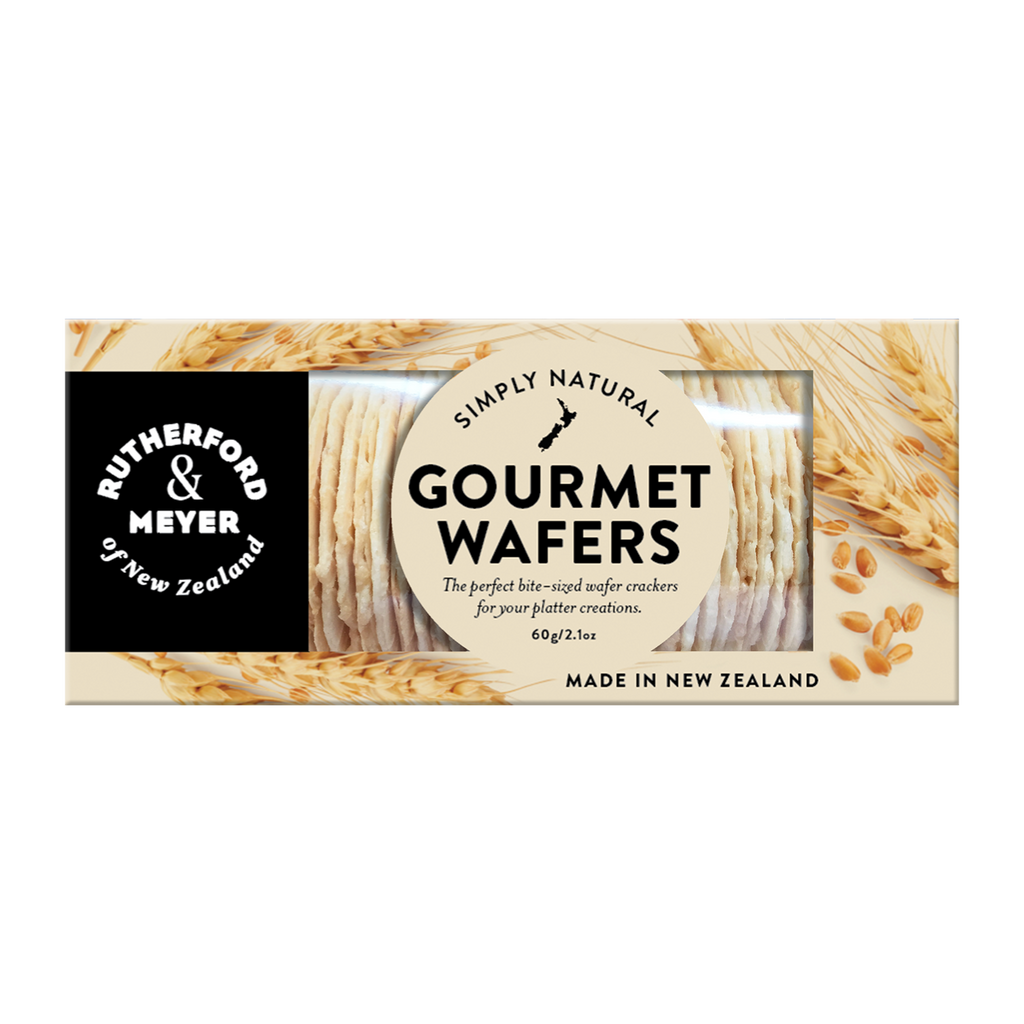 Gourmet Wafers – Natural