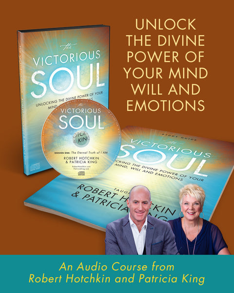 The Victorious Soul MP3s with Manual by Robert Hotchkin