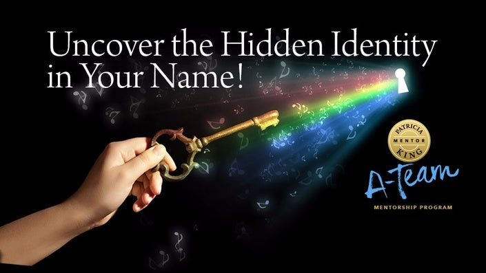 Uncover The Hidden Identity In Your Name Digital Download - Patricia King