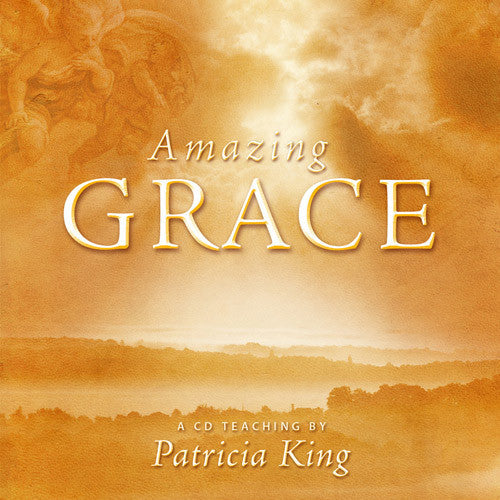 Amazing Grace CD / MP3 Download by Patricia King