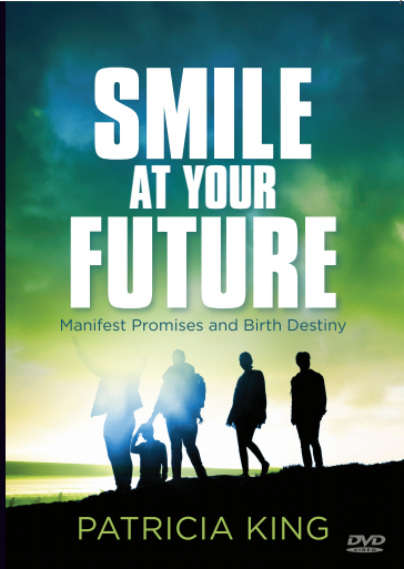 Smile at your Future - DVD/MP4 Download (Video) by Patricia King