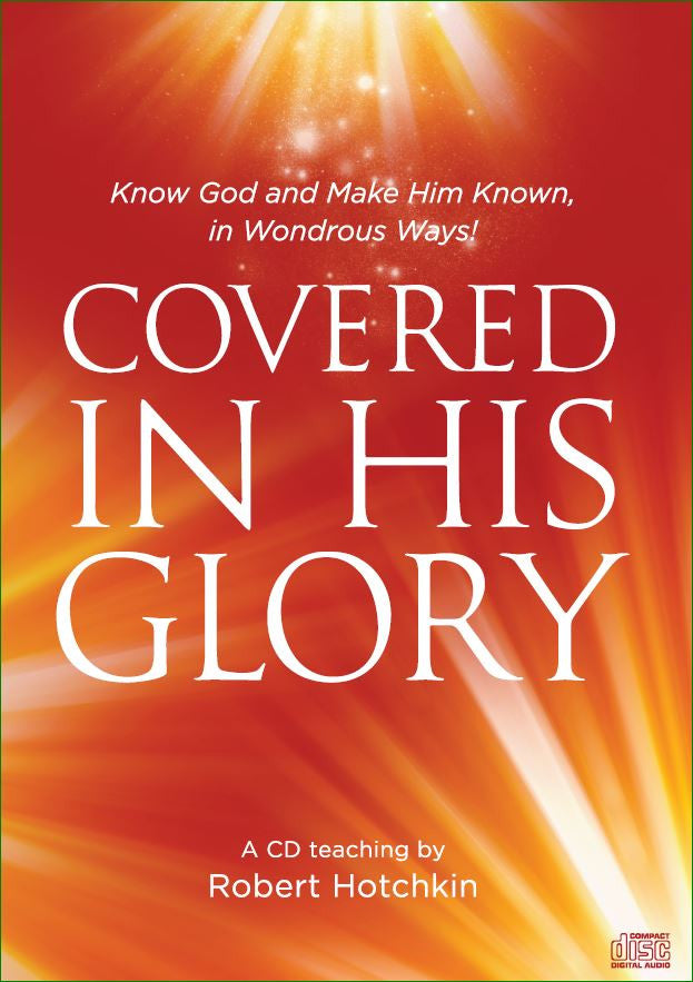 Covered in His Glory - CD/MP3 Download by Robert Hotchkin