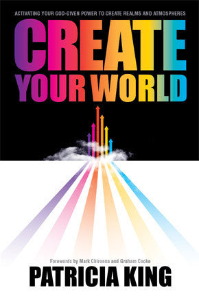 Create Your World   Book by Patricia King