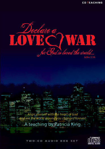 Declare A Love War - MP3 Download (Audio) by Patricia King