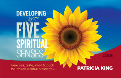 Developing Your Five Spiritual Senses - USB by Patricia King