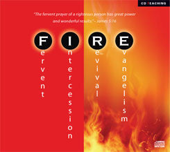F.I.R.E. Fervent Intercession for Revival and Evangelism - PDF Download by Patricia King