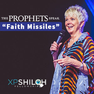 Faith Missiles MP3 Download by Patricia King