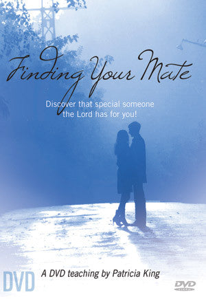 Finding Your Mate - DVD / Digital Download by Patricia King