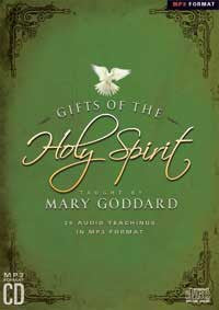 Gifts of the Holy Spirit   MP3 CD / MP3 Download by Mary Goddard