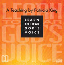 Learn To Hear God's Voice - CD/MP3 Download by Patricia King