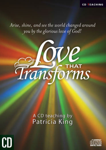 Love That Transforms   MP3 Download by Patricia King