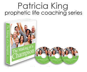 "Making of a Champion - ""A Professional Life-Coaching Course"" - Digital Download by Patricia King"