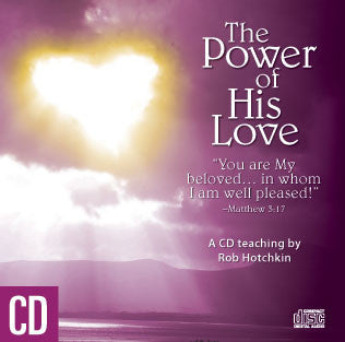 Power of His Love - CD/MP3 Download by Robert Hotchkin