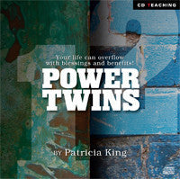 Power Twins - CD/MP3 Download by Patricia King