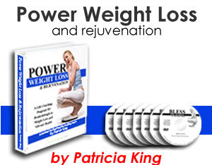 Power Weight Loss and Rejuvenation   A Life Coaching Course Digital Download by Patricia King