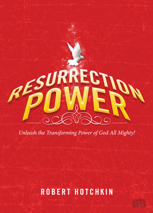 Resurrection Power CD/MP3 - Robert Hotchkin