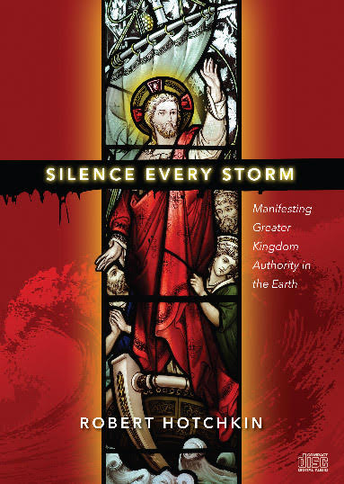 Silence Every Storm - CD/MP3 Download (Audio) by Robert Hotchkin