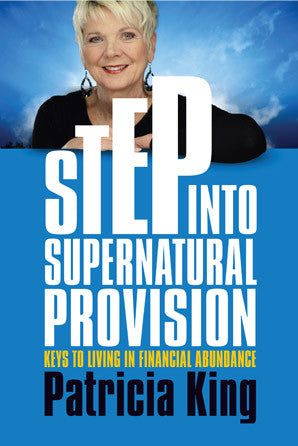 Step into Supernatural Provision - E-Book (PDF)