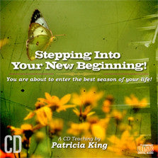 Stepping Into your New Beginning - MP3 Download (Audio)