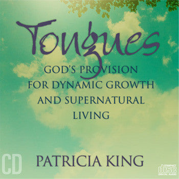 Tongues   MP3 Download/CD by Patricia King
