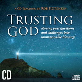 Trusting God   MP3 Download/CD  by Robert Hotchkin