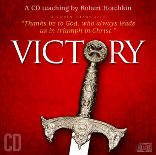 Victory  –  MP3 Download/CD by Robert Hotchkin