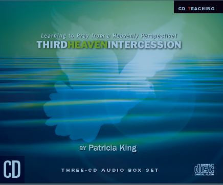 Third Heaven Intercession   MP3 Download Set by Patricia King
