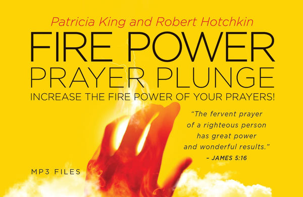 FIRE Power Prayer Plunge USB