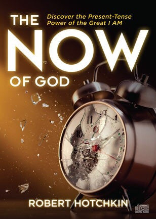 The Now of God CD/MP3 - Robert Hotchkin