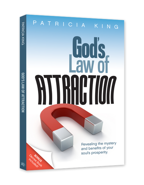 God's Law of Attraction - Book/E-Book by Patricia King