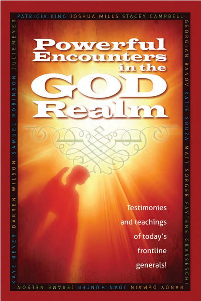 Powerful Encounters in the God Realm - Book