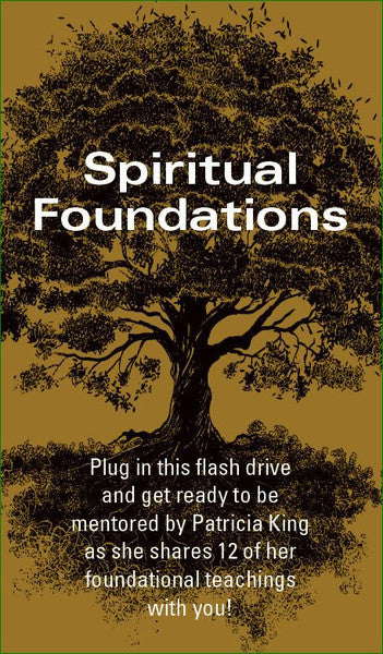 Spiritual Foundations - MP3 Download (Audio) by Patricia King