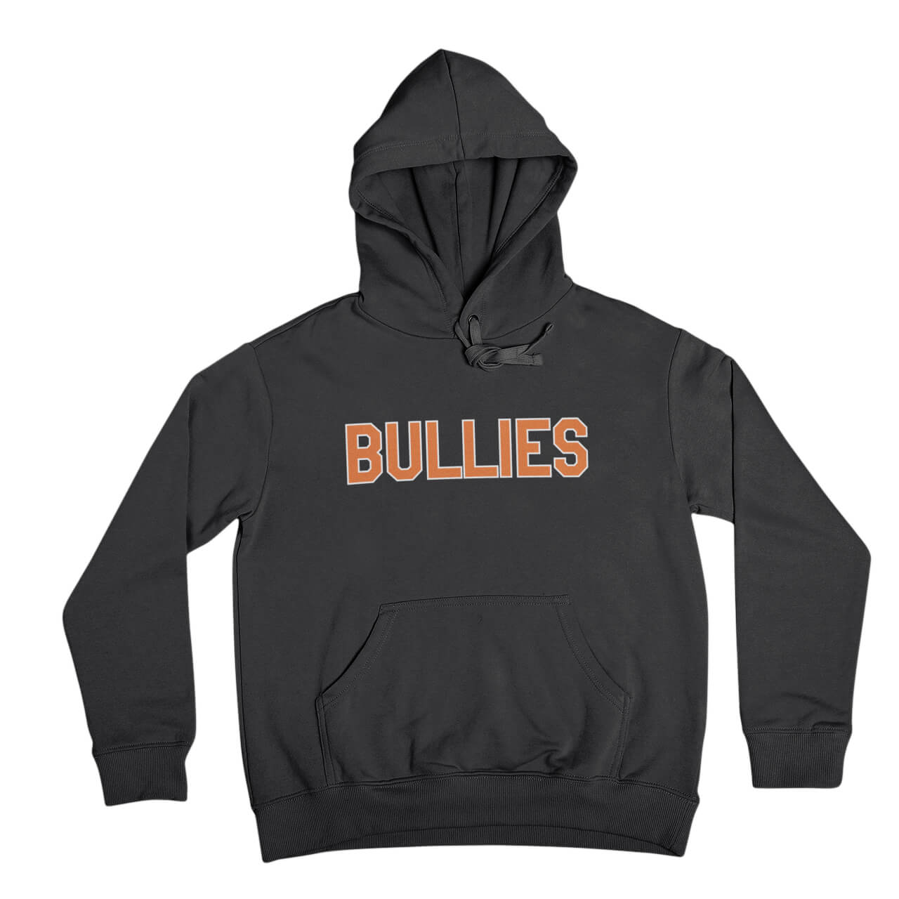 philadelphia flyers broad street bullies black hooded sweatshirt from phillygoat