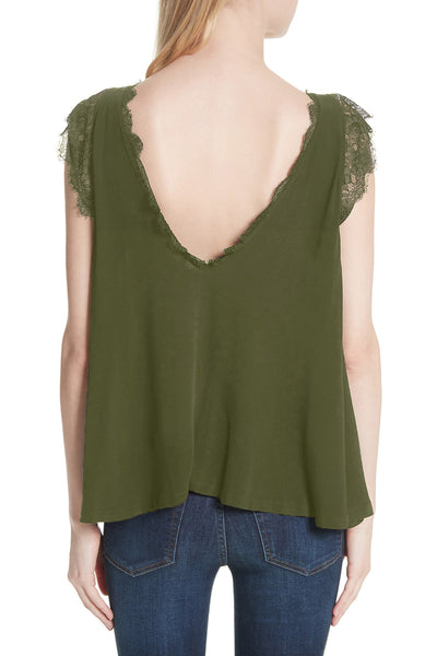 Green Lovin' On You Reversible Top